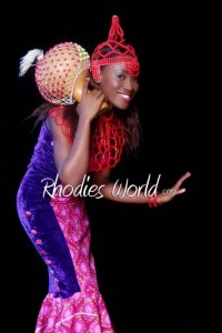 Face Of Rhodies World Photo Contest Season 6 (My Culture, My Pride) – Miss Jaunty Williams Showcasing The Esan Culture