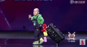 Is Anyone Here In For A Good Laugh Today? Watch This 3-Year Old Boy's Performance