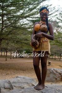 Face Of Rhodies World Photo Contest Season 6 (My Culture, My Pride) – Miss Lynda Dakwom Showcasing The Mupun Culture