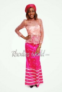 Face Of Rhodies World Photo Contest Season 6 (My Culture, My Pride)  – Miss Maureen Chidozie Showcasing The Igbo Culture