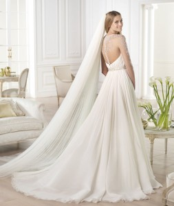 Inspired Wedding Gowns  By Atelier Pronovias