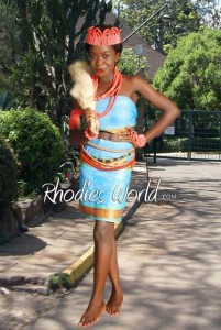 Face Of Rhodies World Photo Contest Season 6 (My Culture, My Pride) – Miss Sandra Ukara Showcasing The Igbo Culture