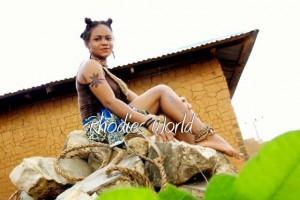 Face Of Rhodies World Photo Contest Season 6 (My Culture, My Pride) – Miss Uduak Udofia Showcasing Ibibio Culture