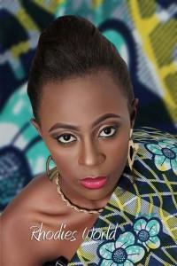 Face Of Rhodies World Photo Contest Season 6 (My Culture, My Pride) Miss Umoh Ekwere Showcasing The Eket Culture