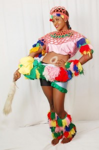 Face Of Rhodies World Photo Contest Season 6 (My Culture, My Pride) – Miss Wealth Augustine Showcasing The Annang Culture