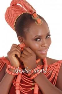 Face Of Rhodies World Photo Contest Season 6 (My Culture, My Pride) – Peace Abusomwan Showcasing The Bini Culture