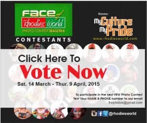 Voting Poll For Face Of Rhodies World Photo Contest Season 6 – Click Here To Vote