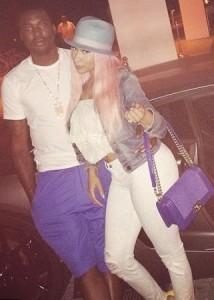 Nicki Minaj is Engaged! Check Out Stunning Diamond Heart-Shaped Ring