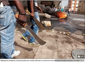 Photos :Reveal The Horror Of What's Really Happening In South Africa
