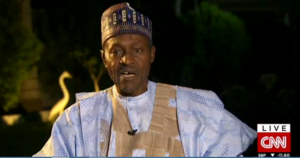 Gen. Buhari Promised To 'Plug' Corruption And Crush Boko Haram In 2 Months.