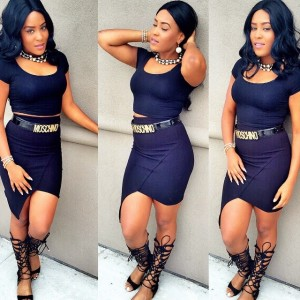 Photo :  Check Out Emma Nyra's Beautiful Look