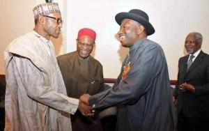 Audio :  Call President Jonathan Made To Congratulate Buhari