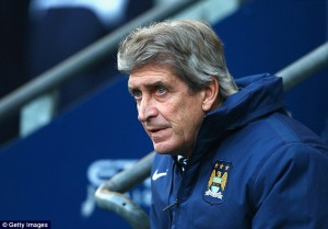 Man City FC: Manuel Pellegrini Believes His Side Must Splash The CashThis Summer To Keep Up With Their Rivals.