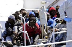 12 Nigerian,Ghanaian Migrants Thrown Into Sea For Being Christian