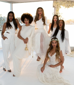 Photos : It's Magical To Find Love At 61″-Beyonce's Mum Says( Check Out Wedding Photos)