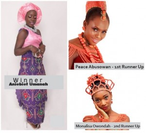 Aniebiet Umanah, Peace Abusowan & Monalisa Owondah Emerge Winners  Face Of Rhodies World Photo Contest Season 6