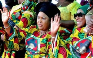 Patience Jonathan Commences Packing Out Of Aso Villa
