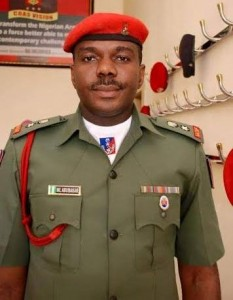 Photo: Meet President Buhari's ADC