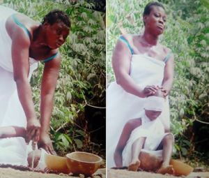 Man Accuses Female Politician Of Trying To Use A Little Boy For Ritual, Shares Shocking Photos