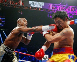 Floyd Mayweather Remains Undefeated As He Defeats Manny Pacquiao