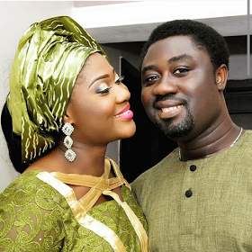 Mercy Johonson Sends Her Husband Heart Warming Message For His Birthday