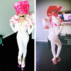 Photo : Check Out Dencia's Outfit To BET Awards