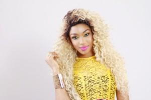 Photos : Dabota Lawson Aku Stuuning In New Photos