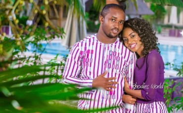 RW Weddings Presents: Nnenna & Michael's Romantic Pre-wedding Photos + Love Story |Photos By Creative Studio