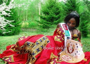 Celebrating One Of Our Top Models: Happy Birthday Miss Peace Abosomwan