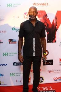 Red Carpet Photos : RMD,IK Ogbonna,Abimbola Fashola & More at Yaw's Concert