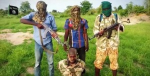 Photos: Boko Haram Releases 1st Beheading Video
