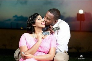 Photos : Mofe Duncan Releases Official Pre-wedding Photos