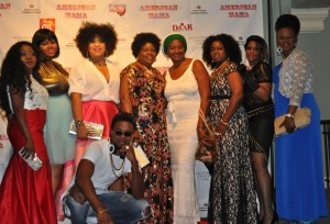 "RW Exclusive: Red Carpet Photos From The Premiere Of ""American Mama"" 