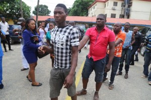 No Woman Involved In Ikorodu Bank Robbery – Suspect