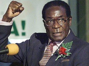 """Even Satan Approached Naked Eve Not Naked Adam"" – President Mugabe Says"