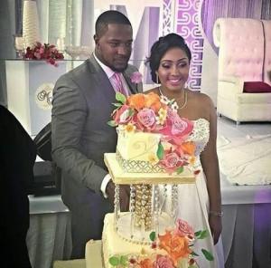 Photos :Mofe Duncan & Jessica Kakkad's White Wedding