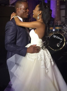 Photos : Temi Fani-Kayode & Jaiye Randle's Wedding