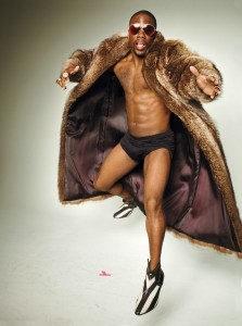 Kevin Hart Strips Down for Rolling Stone Magazine