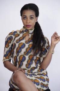 Nollywood Actress, Okafor Abigail Flaunts Her African Atire(Ankara) In New Photo