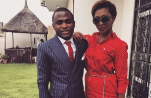 Ubi Franklin And Lilian Esoro's Marriage Introduction Holds Today