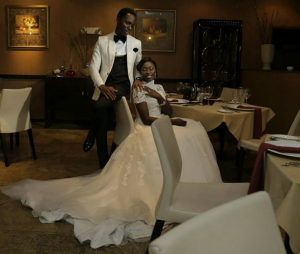 Photos From Presidential Photographer Bayo Omboriowo's Wedding