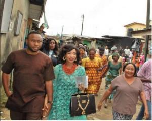 Photos : From Tonto Dikeh's Wedding Introduction To Obasanjo's Son