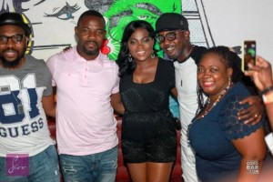 Photos : Funke Akindele's  Birthday Bash In London