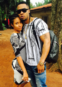 First Photo Of Flavor And Anna Ebiere's Beautiful Daughter