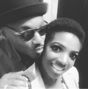 Photos : 2face And Annie Idibia Love Up In New Photo