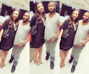 Tonto Dikeh Shares Photo With Her Husband