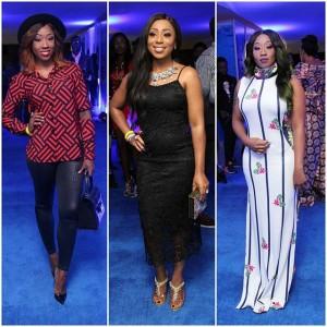 Photos : Omotola,Dakore ,Victoria Kimani & Celebs At Elite Model Look 2015