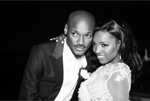 Annie Idibia Celebrates 2Face's 40th Birthday With Loving Words