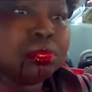 Video : Nigerian Woman Assaulted On A Bus In London