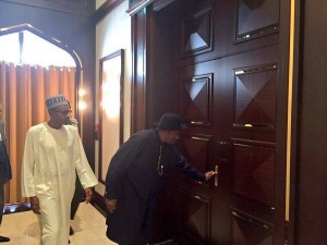 I Miss My Way In Aso Villa Sometimes – Buhari